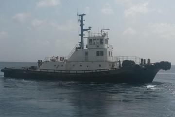 ASD Tug - 42 tonnes Bollard Pull