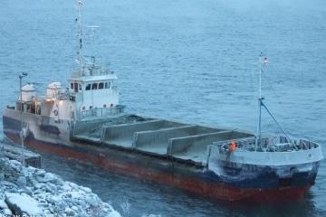 Side Tipper - Stone Dumping Vessel