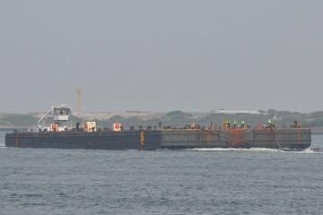 Flattop Barge