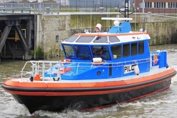 Aluminium Pilotboat