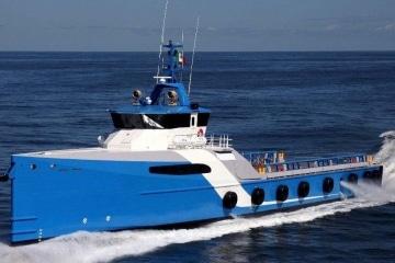 Fast Damen Crewboat / Supplier