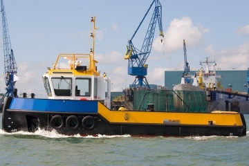 Strong Workboat / Line Handling Boat