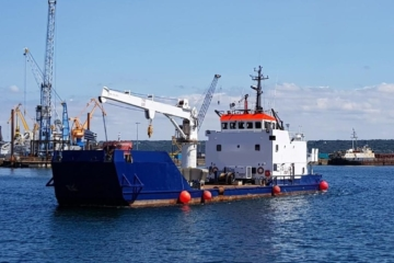 MPP  Self Propelled Barge - ***Withdrawn from sale***