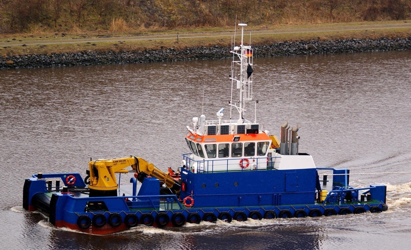 MPP Workboat (Eurocarrier)