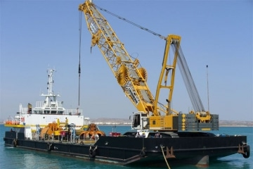 Construction Equipment & Barges