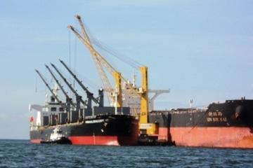 19488 2 Units Transshipment Grab Crane