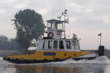 Pushertug / Workboat