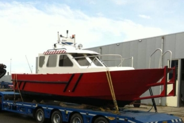 Reference 19478 - Fast Survey boat