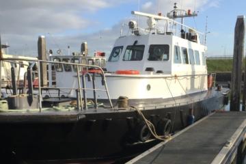 Crewboat/Surveyboat
