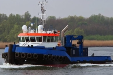 MPP Shallow Draft Anchor Handling Tug